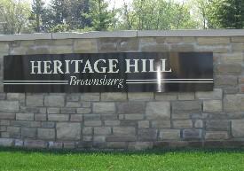 Heritage Hills Subdivision