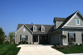Homes in Zionsville Indiana