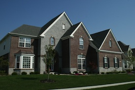 Home in Zionsville Indiana