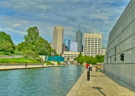 Indianapolis Canal