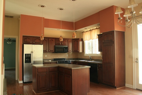 Kitchen in Avon Home