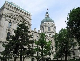 State Capital Building Indianapolis