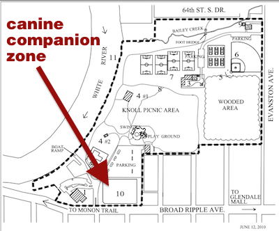 canine companion zone indianapolis
