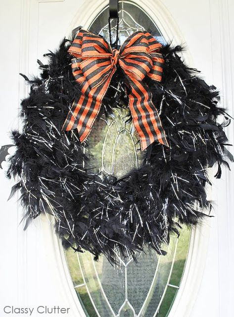 feather boa wreath resized 600