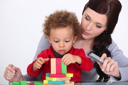 Indianapolis babysitters and child