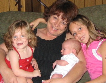 Mimi and Grandchildren