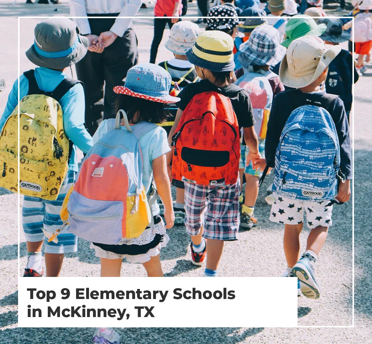 Elementary School Guide McKinney, TX