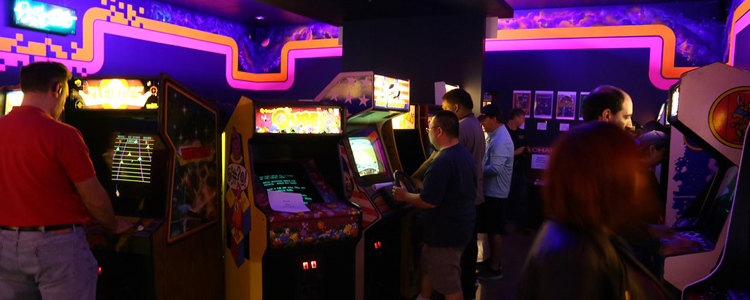 Frisco's National Video Game Museum
