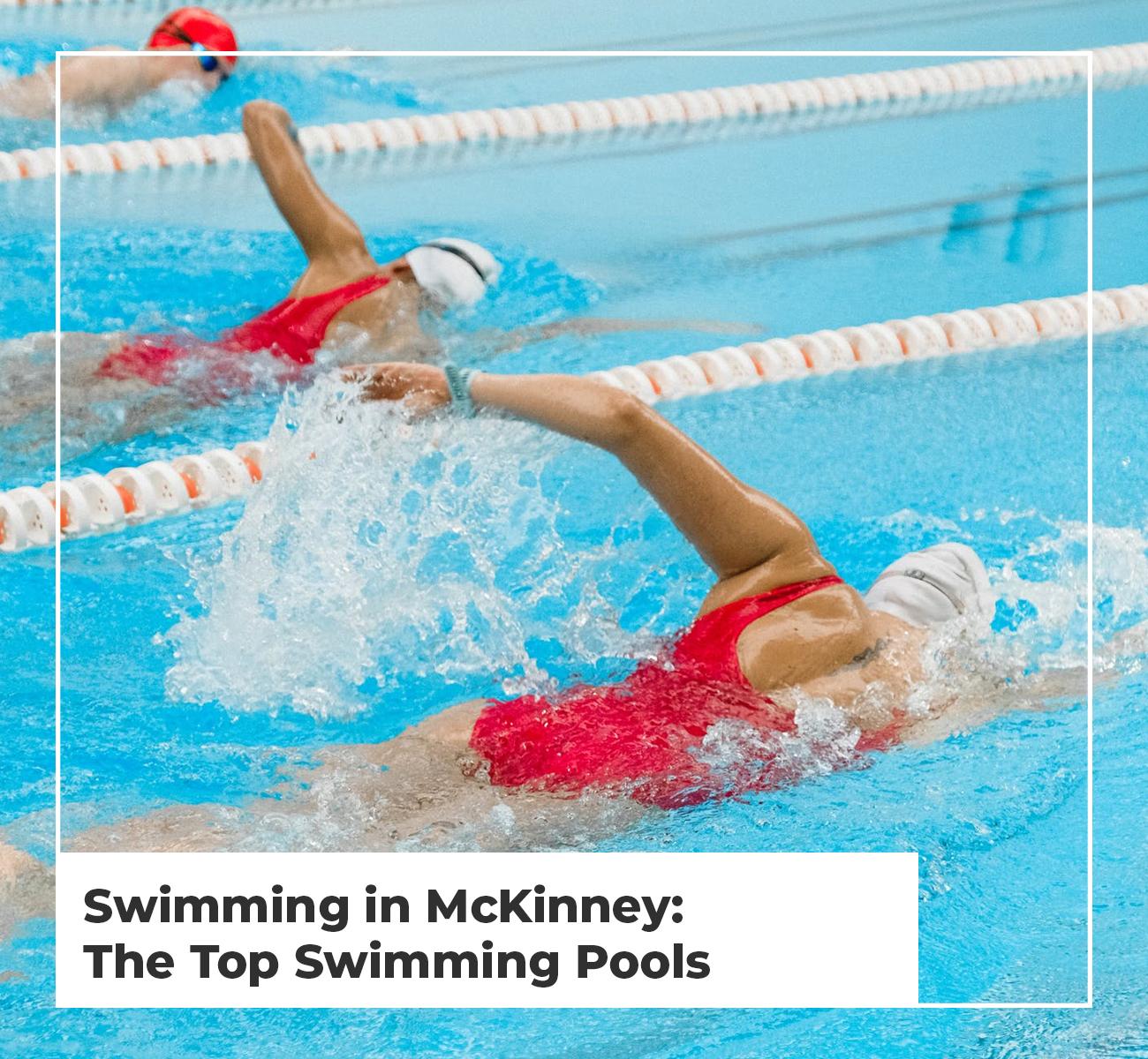 Swimming Pools in McKinney TX