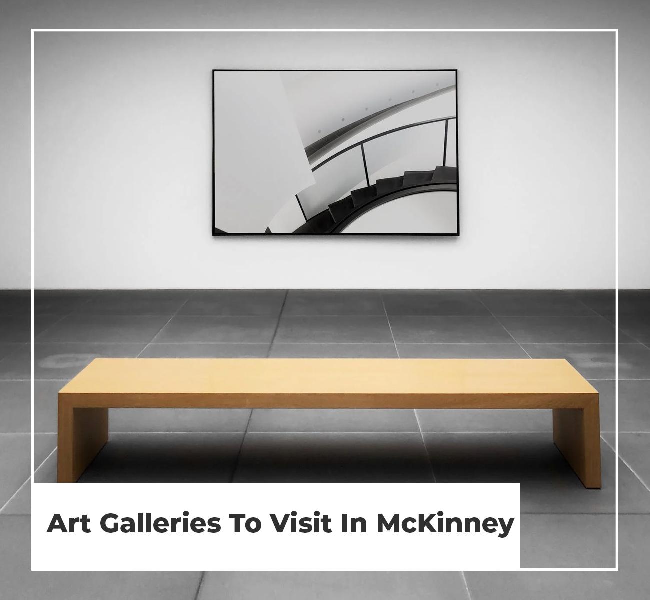 Art Galleries Mckinney