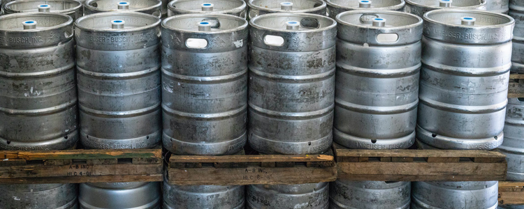 Brewing Kegs