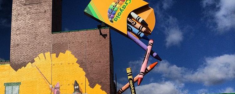 Plano, TX: Crayola Experience