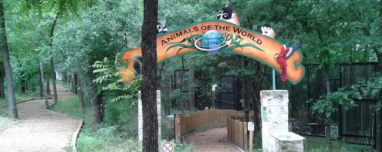 Wildlife Sanctuary McKinney TX