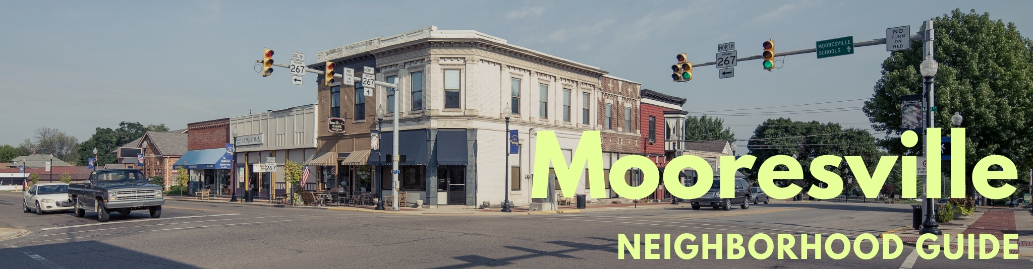 A guide to finding a home in Mooresville Indiana.