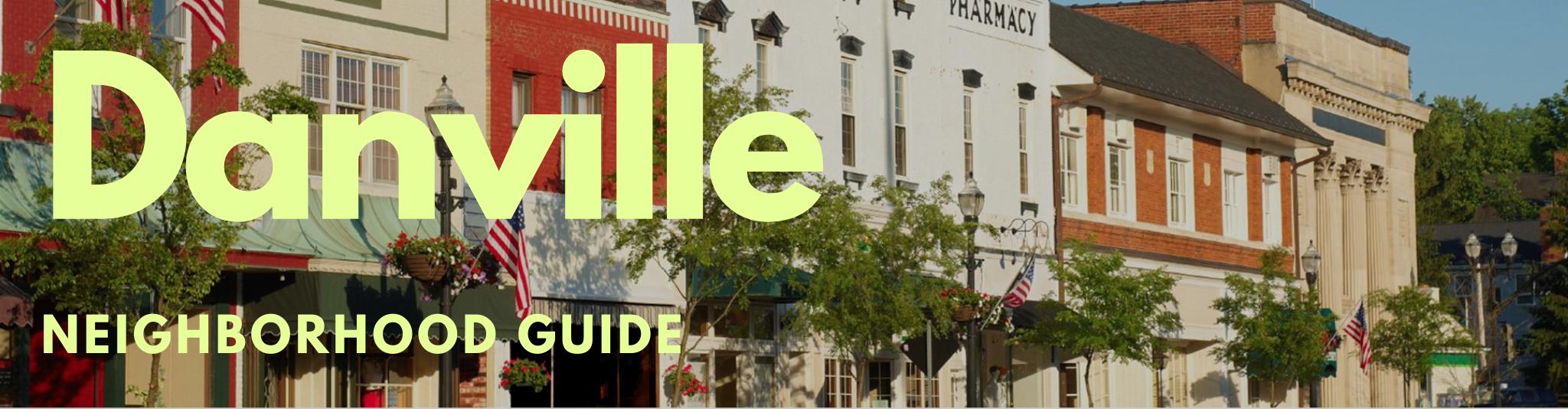 danville indiana real estate neighborhood guide