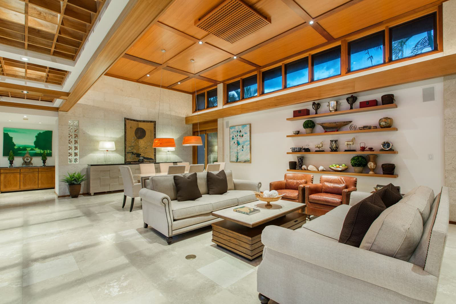 Diamond Head Kahala Home Interior