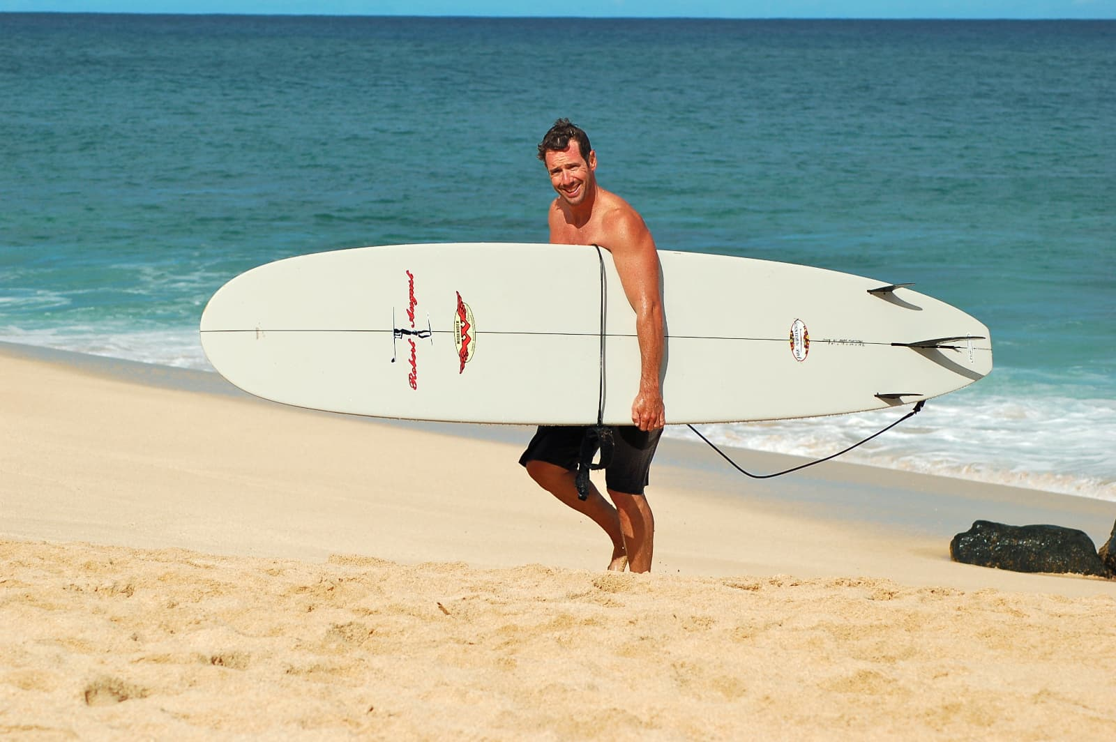 Scott Startsman Surfing