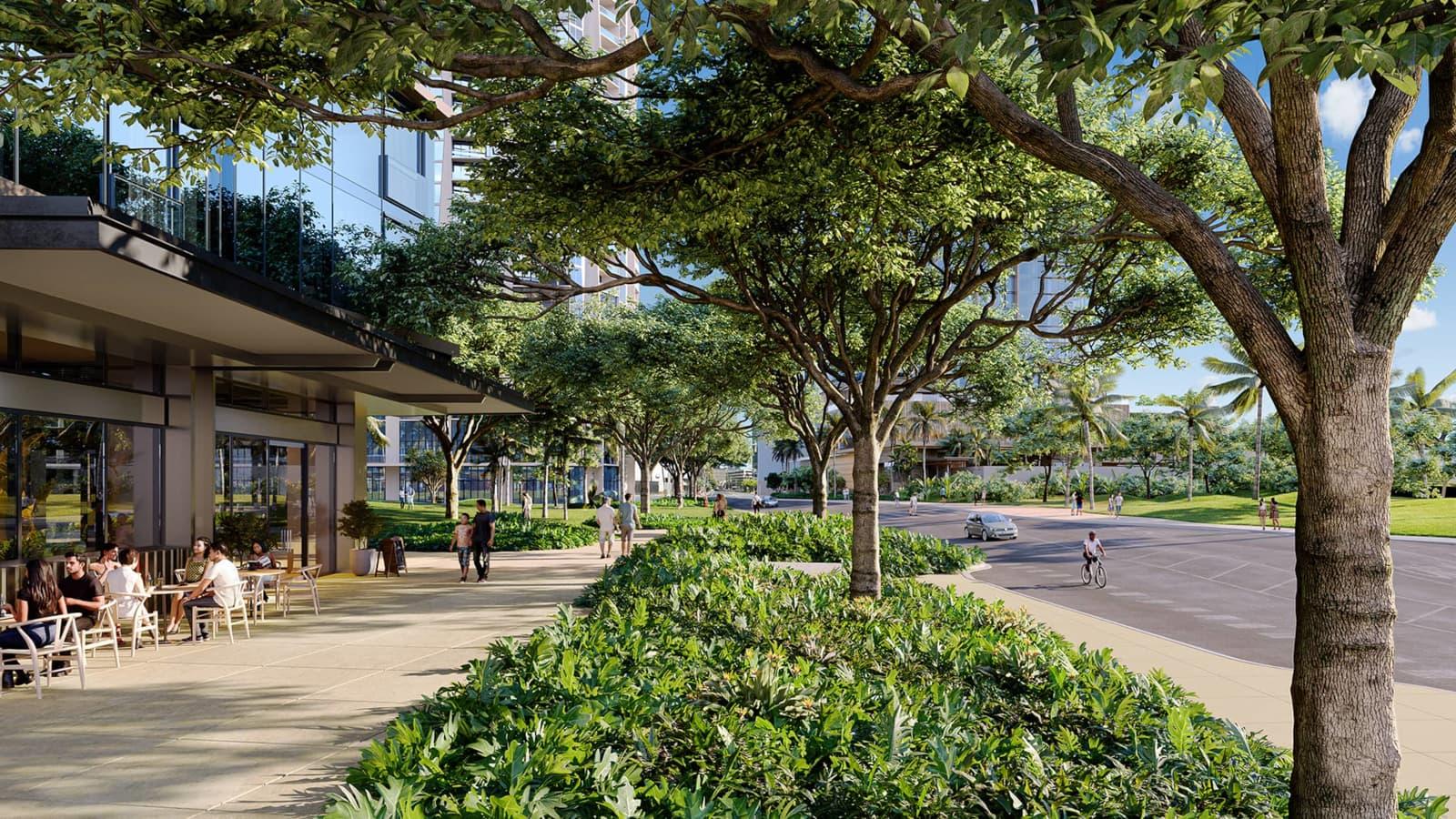 Promenade Mock Up Plans
