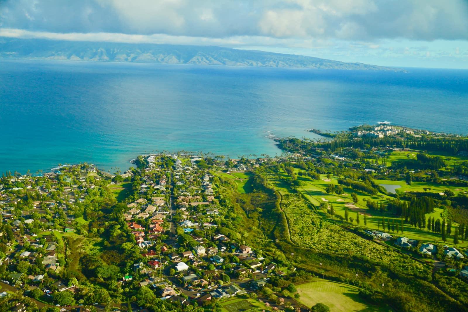 Mauai Napili Valley