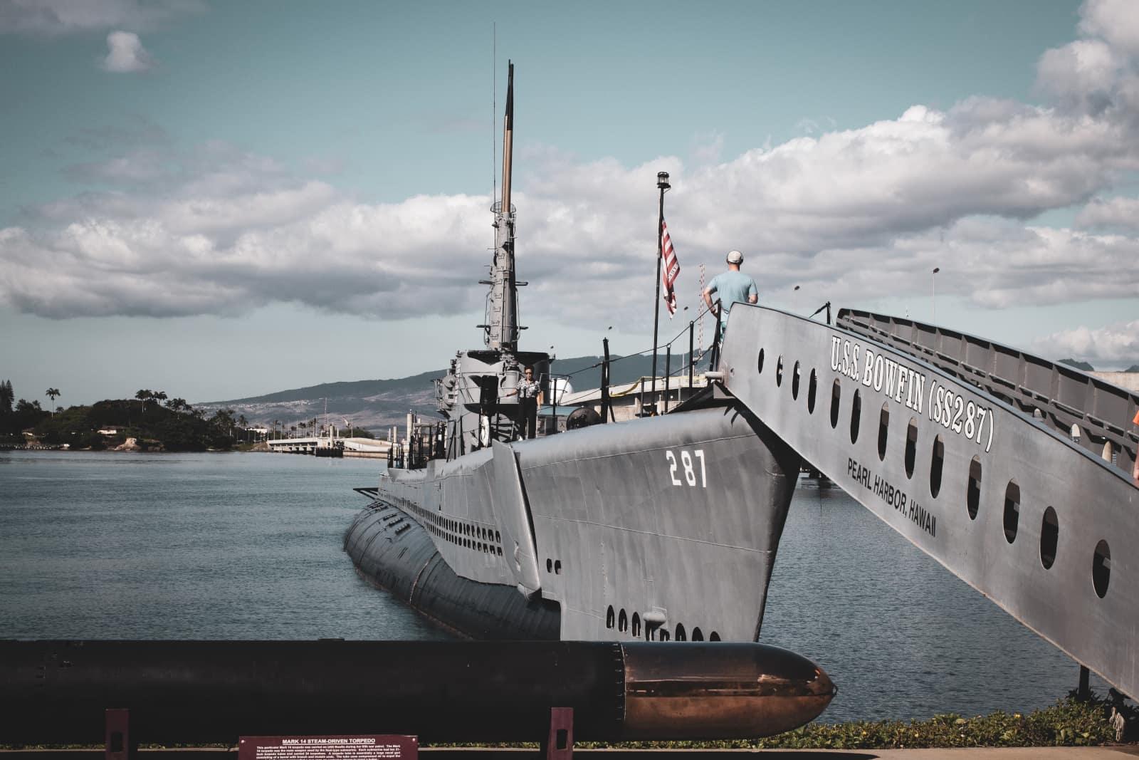 Oahu Pearl Harbor