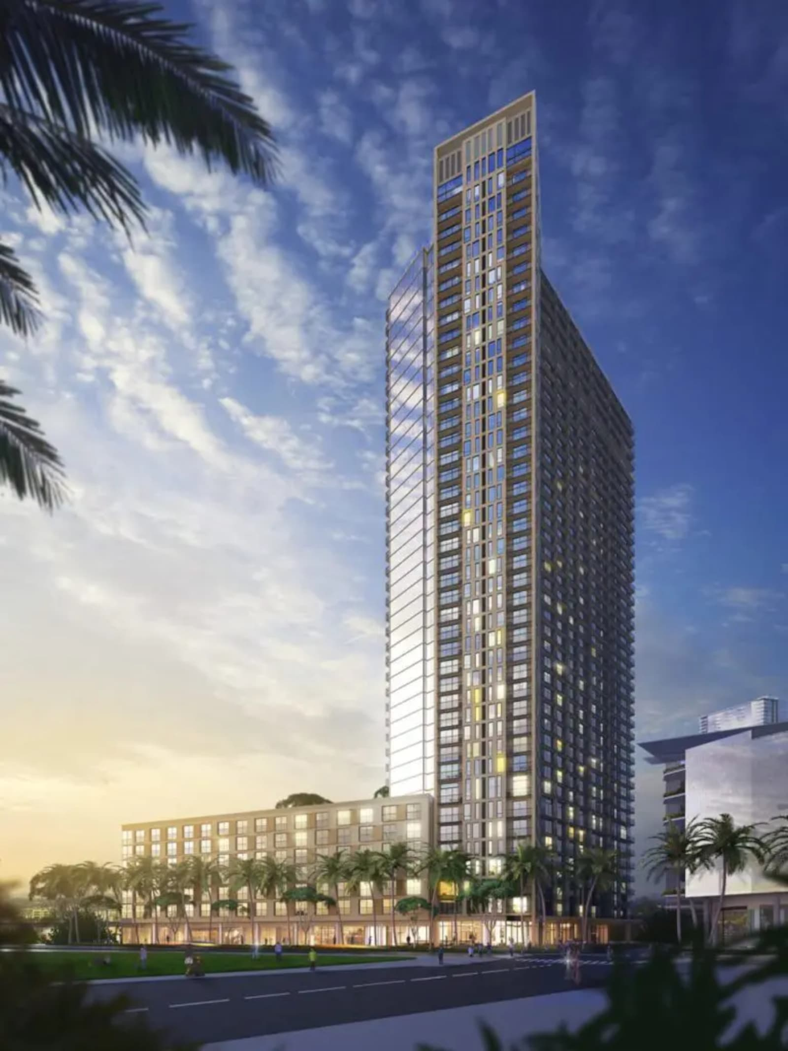 Aalii Residential Condo Tower