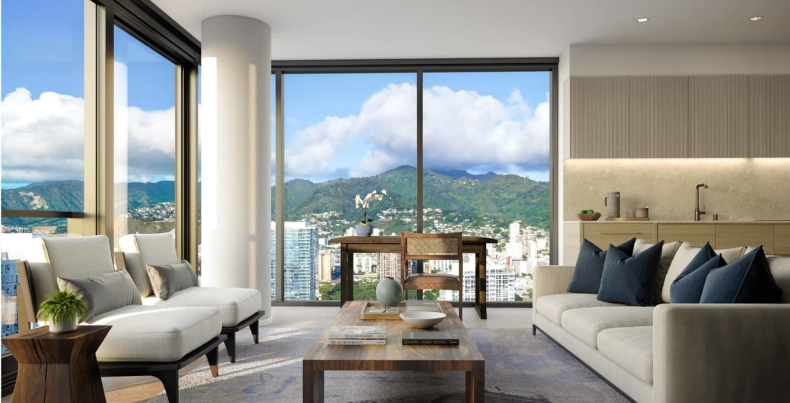 The Park Corner Residence 15 With Mountain Views