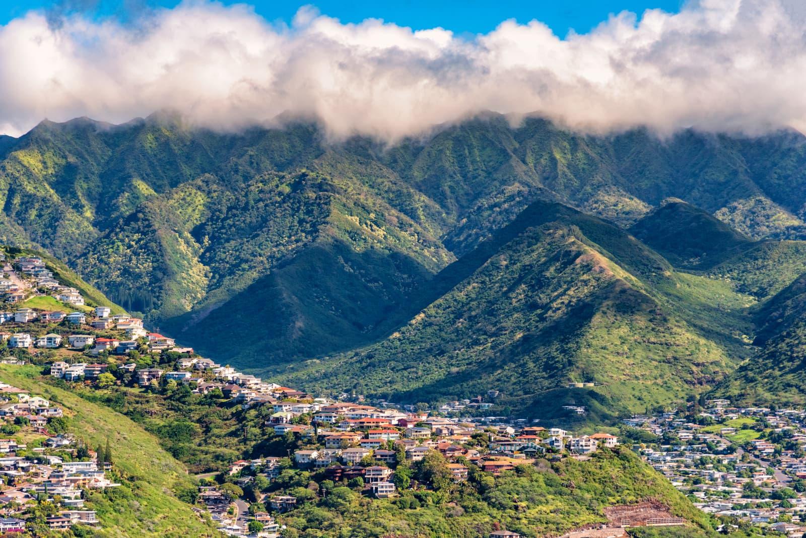 Generic Hawaii Ridge Neighborhood