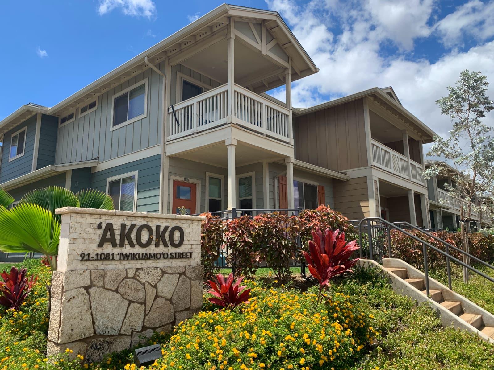 Hoopili Akoko House