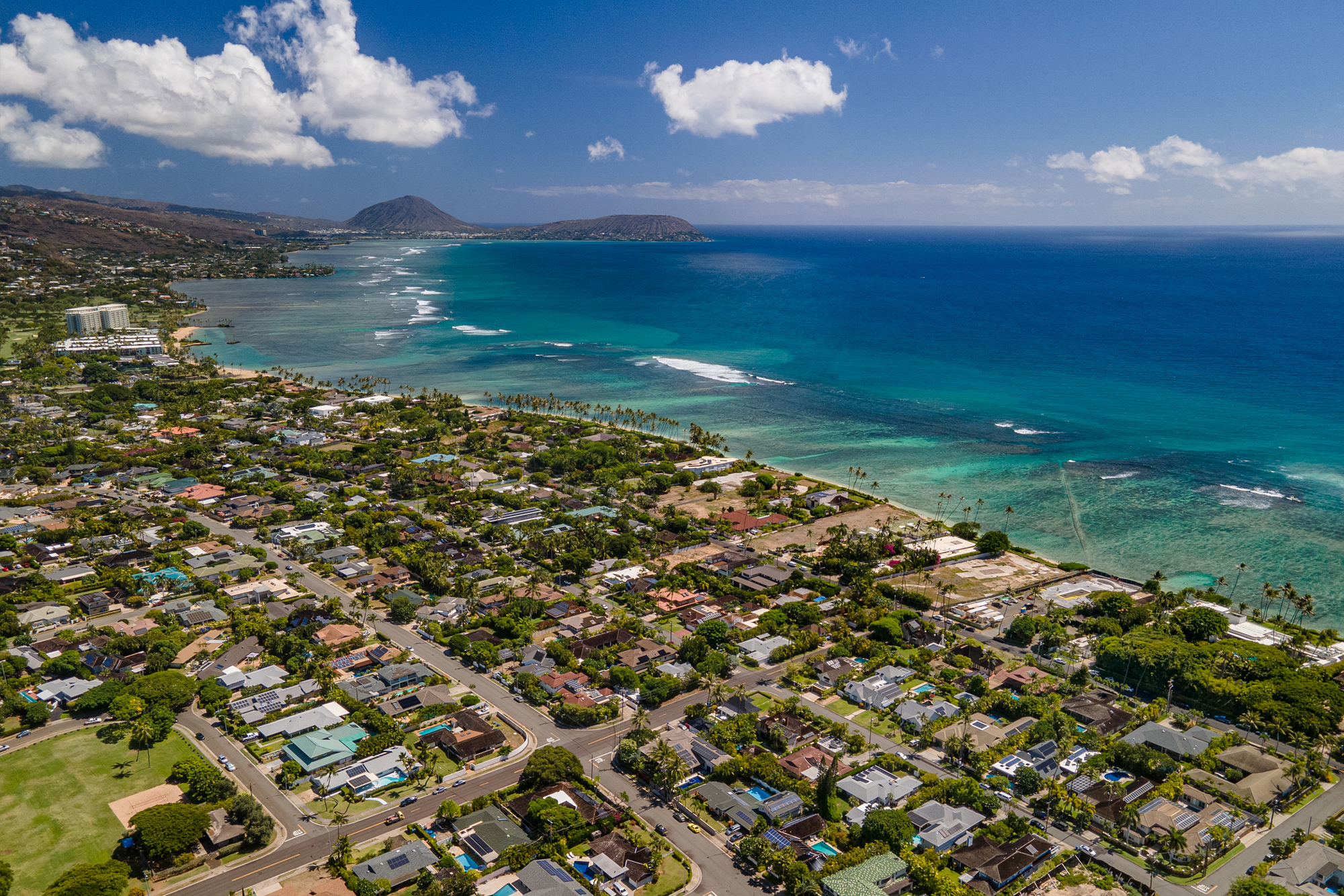 Kahala from above 2