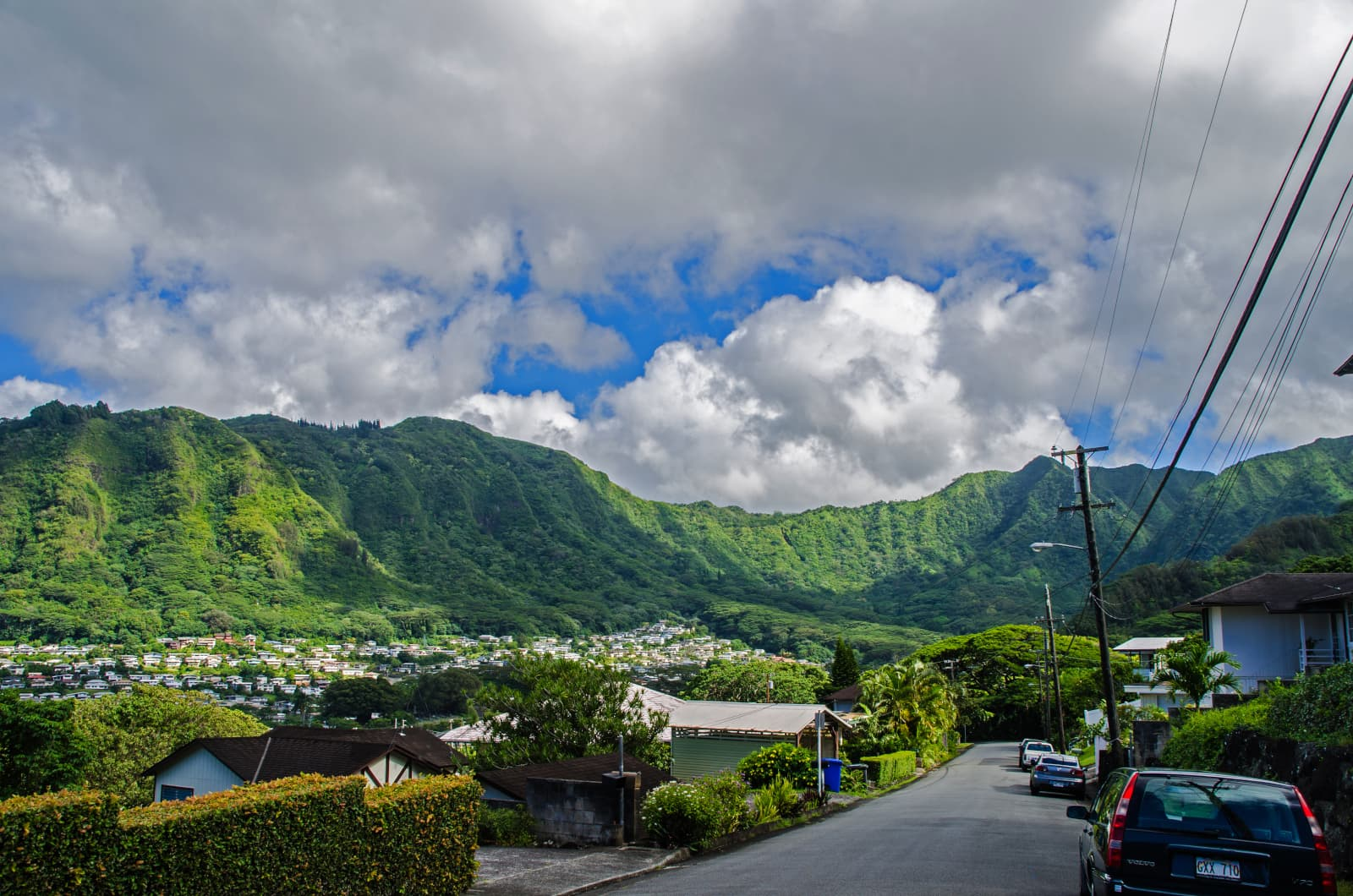 Manoa homes for sale