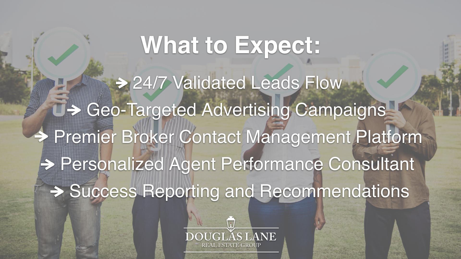 Join the Douglas Lane Zillow Premier Real Estate Team