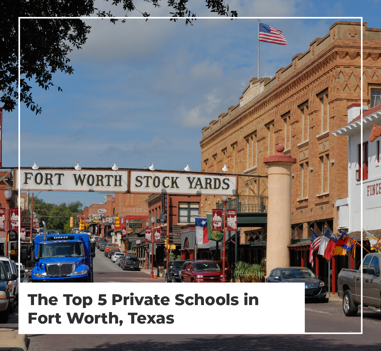 Top 5 Private Schools In Fort Worth, TX