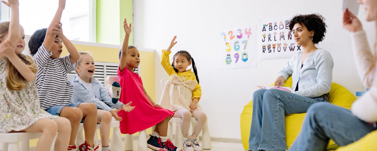 Fort Worth Elementary School Classroooms