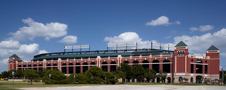 Texas Rangers Field