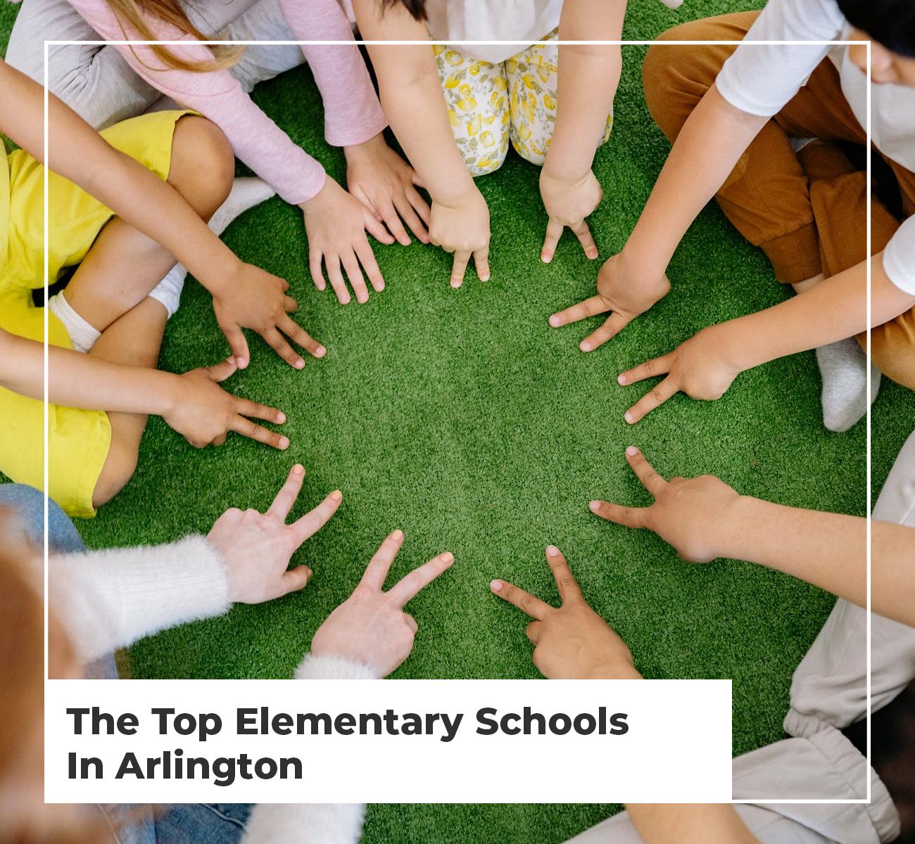 Top Elementary Schools in Arlington