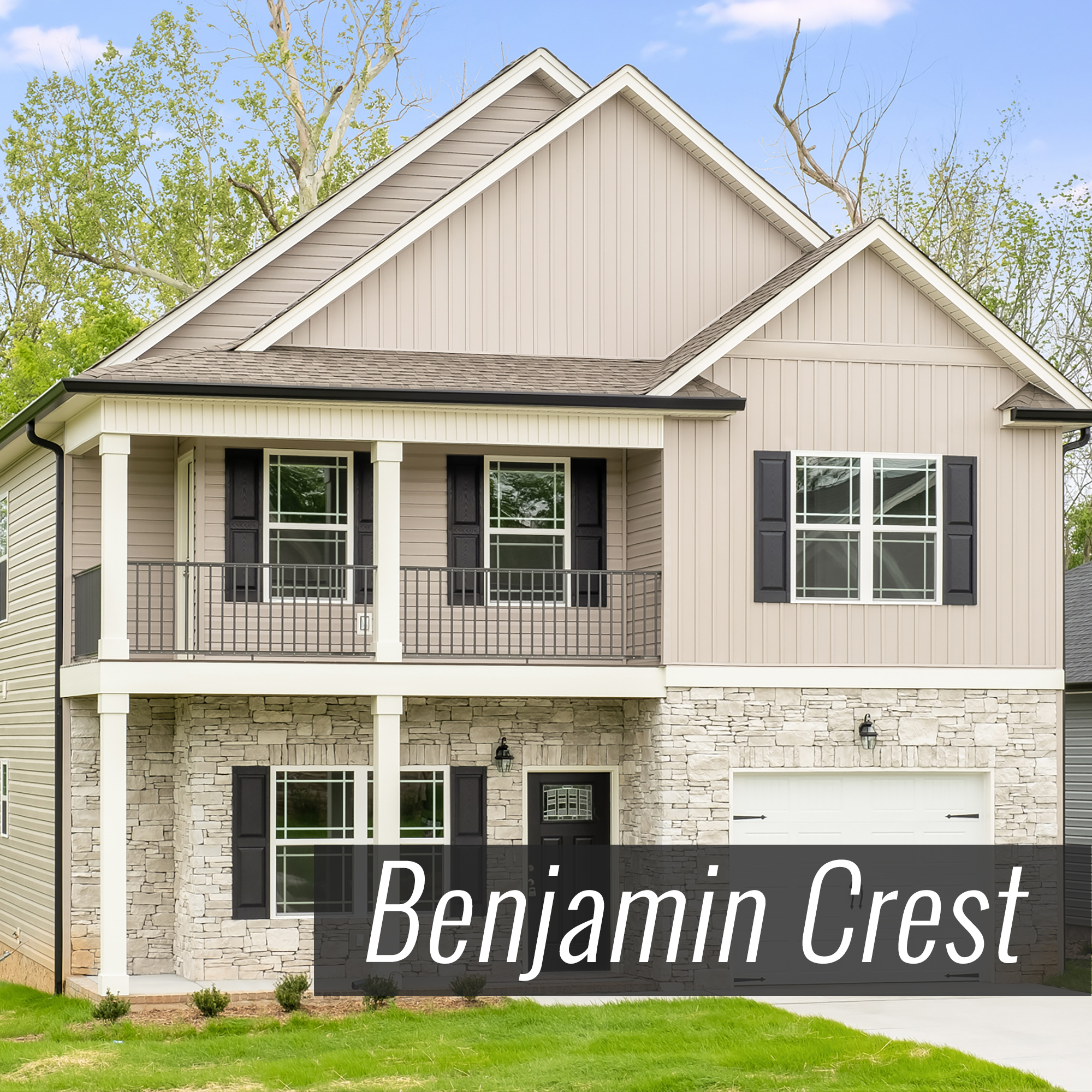 Homes for Sale in Benjamin Crest Subdivision