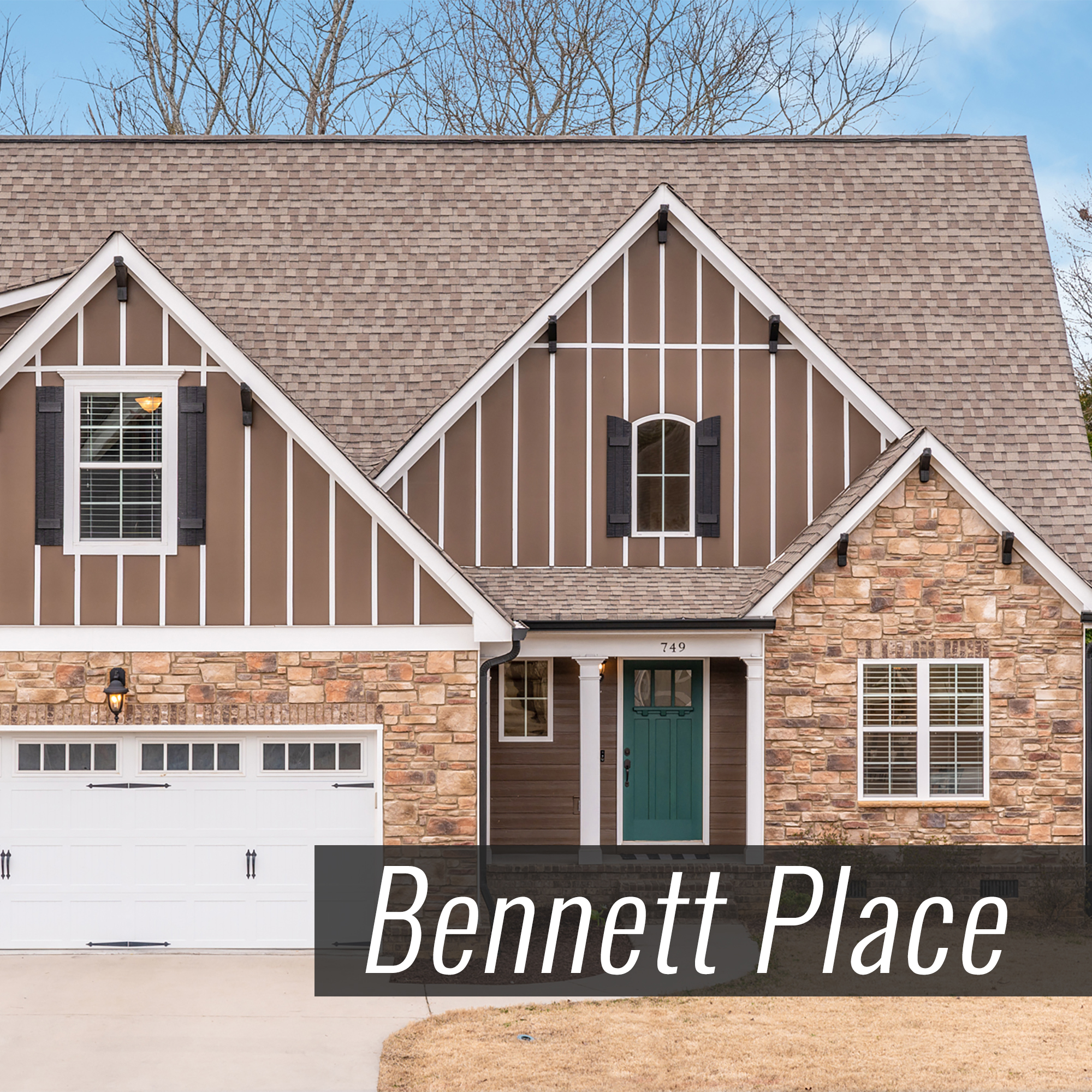 Homes for Sale in Bennett Place Subdivision