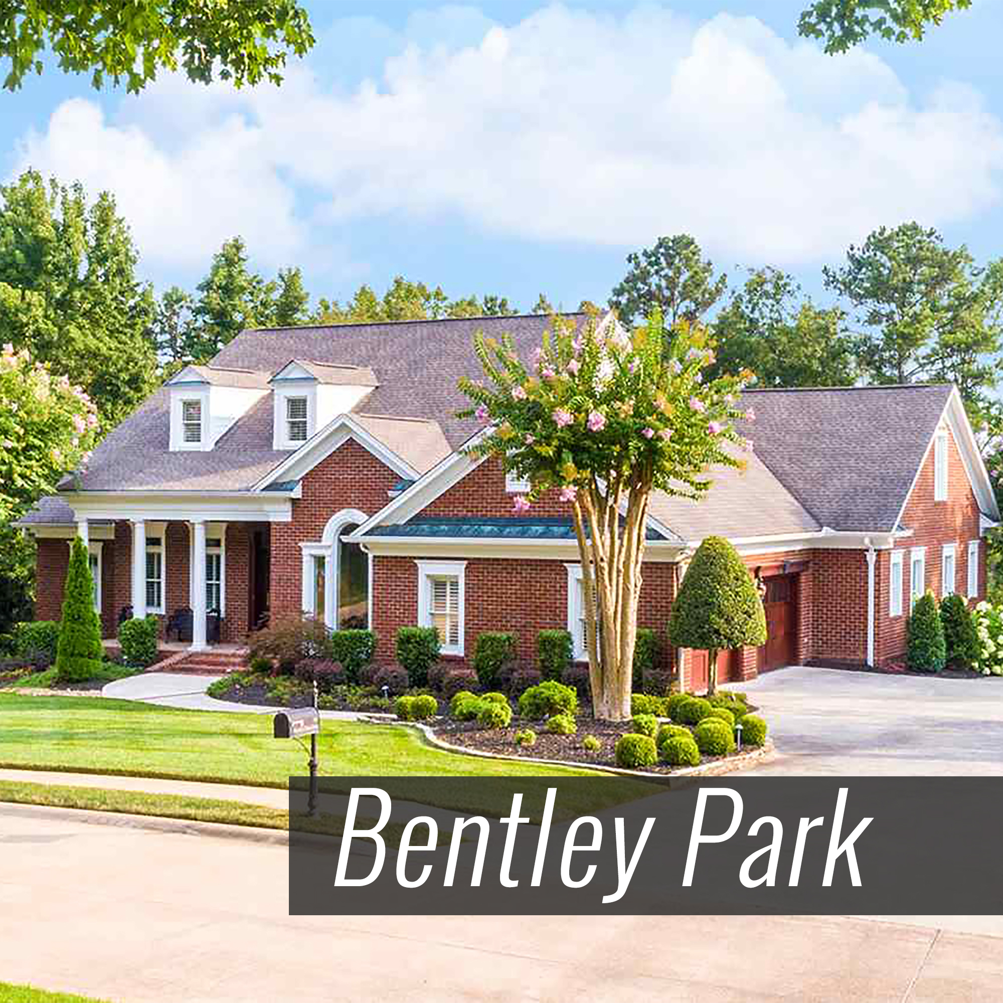 Homes for Sale in Bentley Park Subdivision