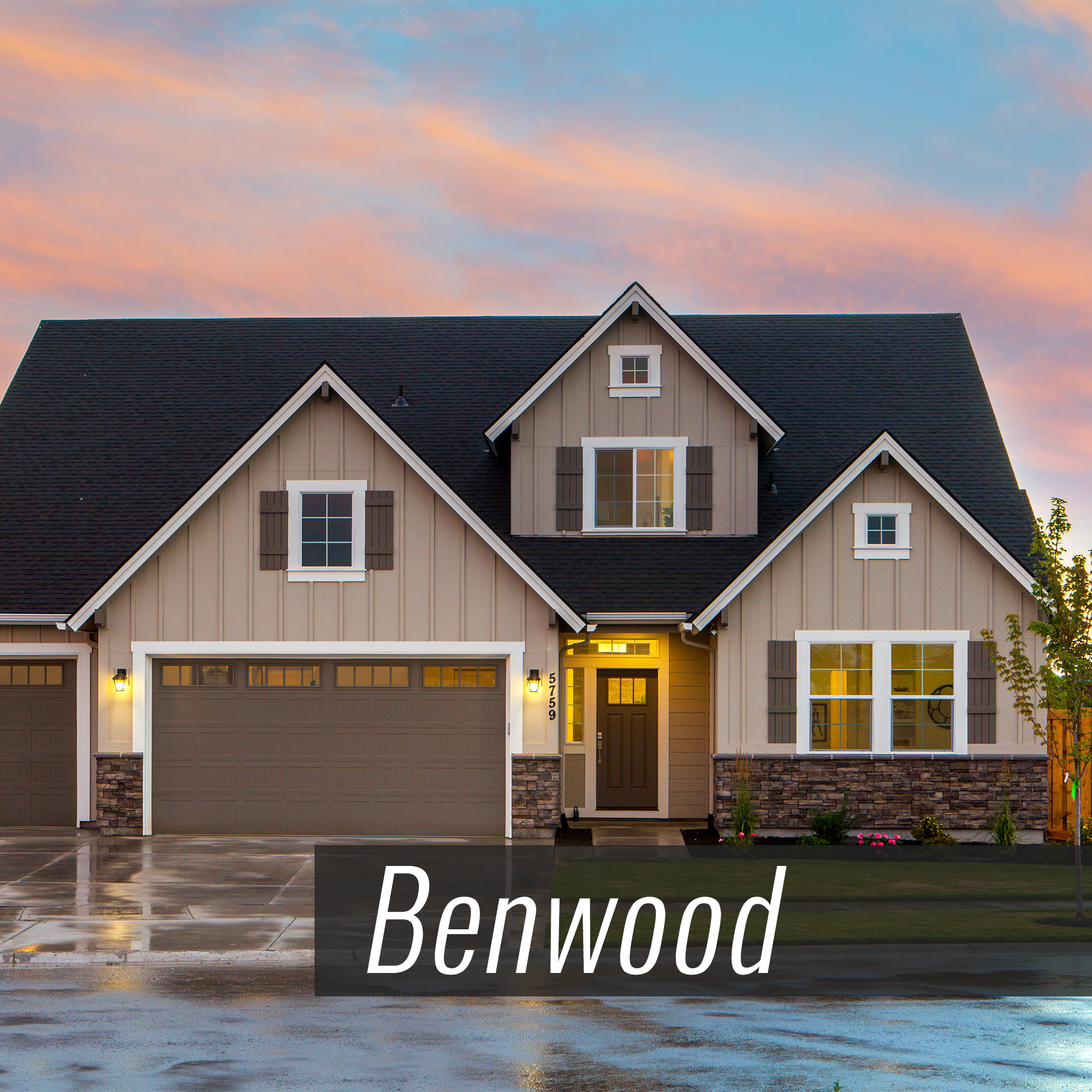 Homes for Sale in Benwood Subdivision