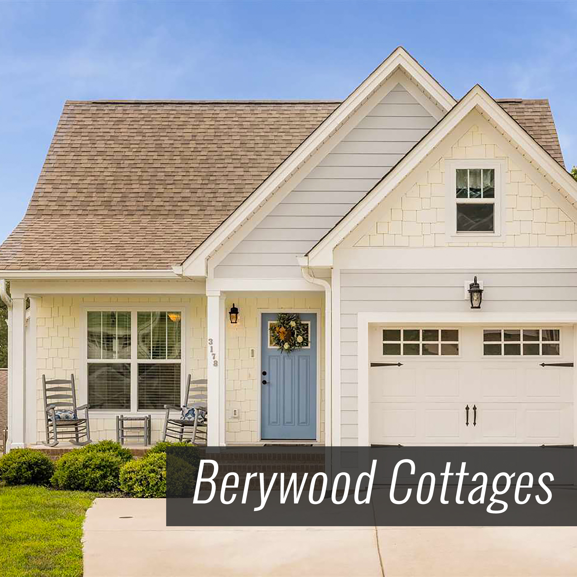 Homes for Sale in Berywood Cottages Subdivision