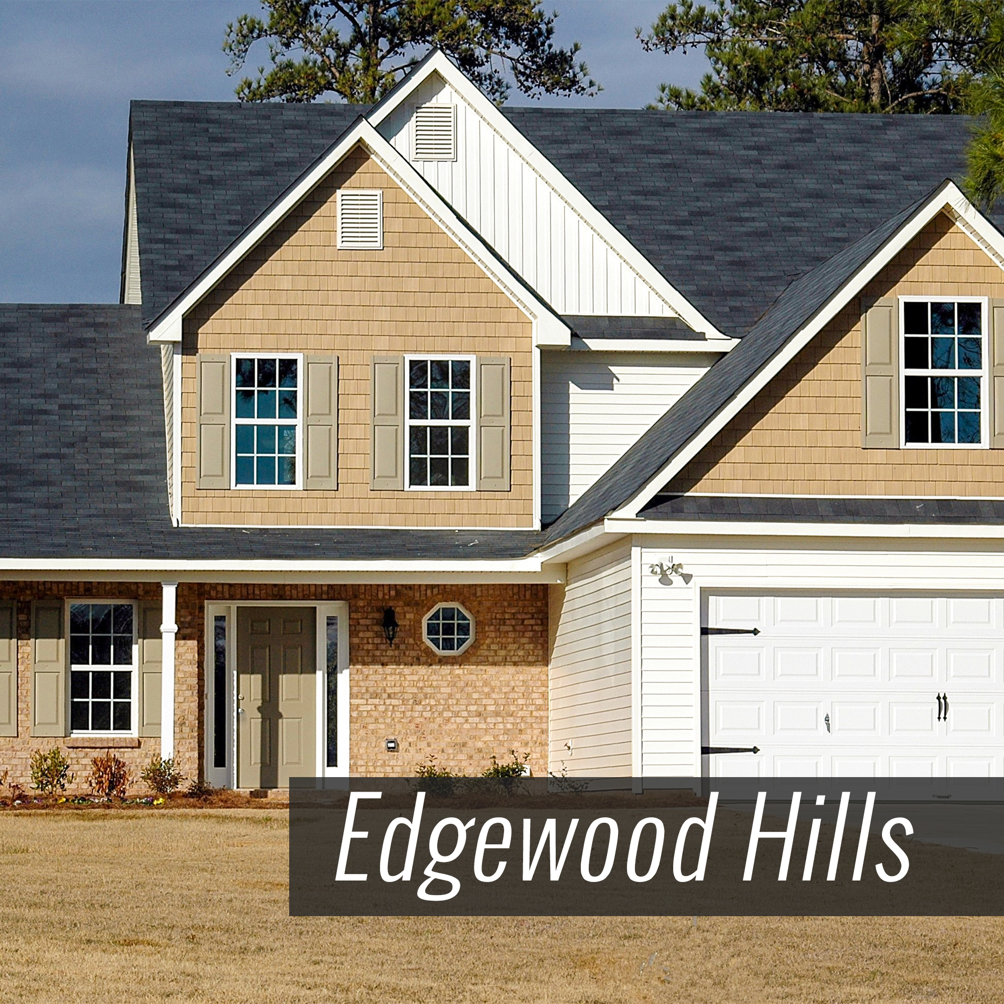 Homes for Sale in Edgewood Hills Subdivision