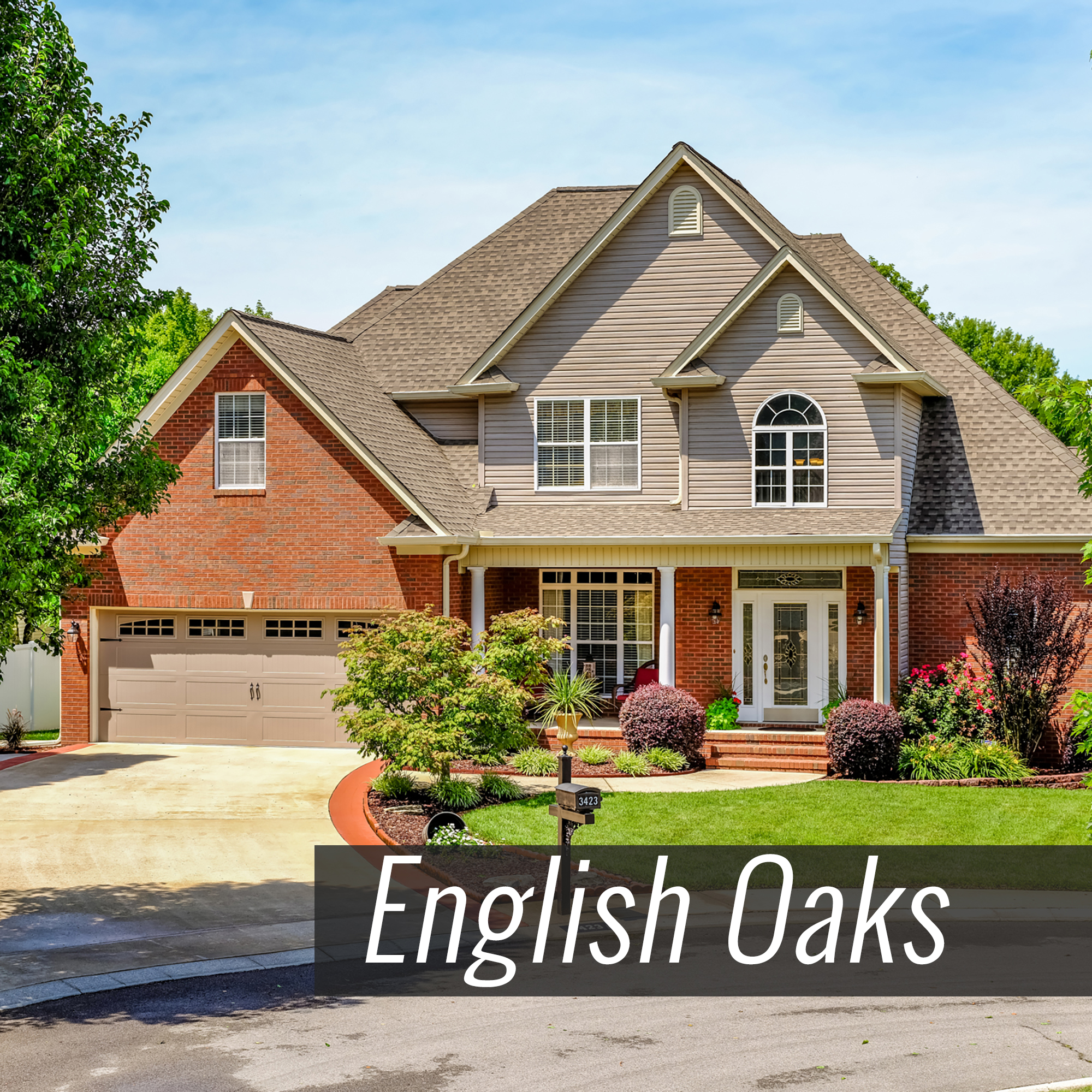 Homes for Sale in English Oaks Subdivision