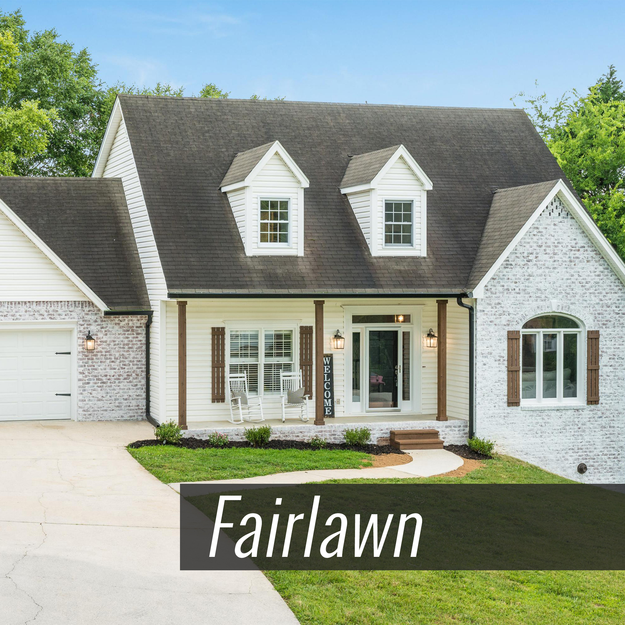 Homes for Sale in Fairlawn Subdivision