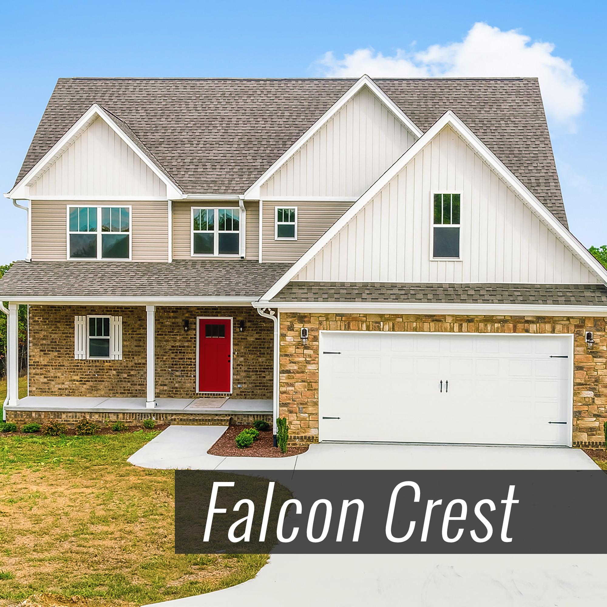 Homes for Sale in Falcon Crest Subdivision