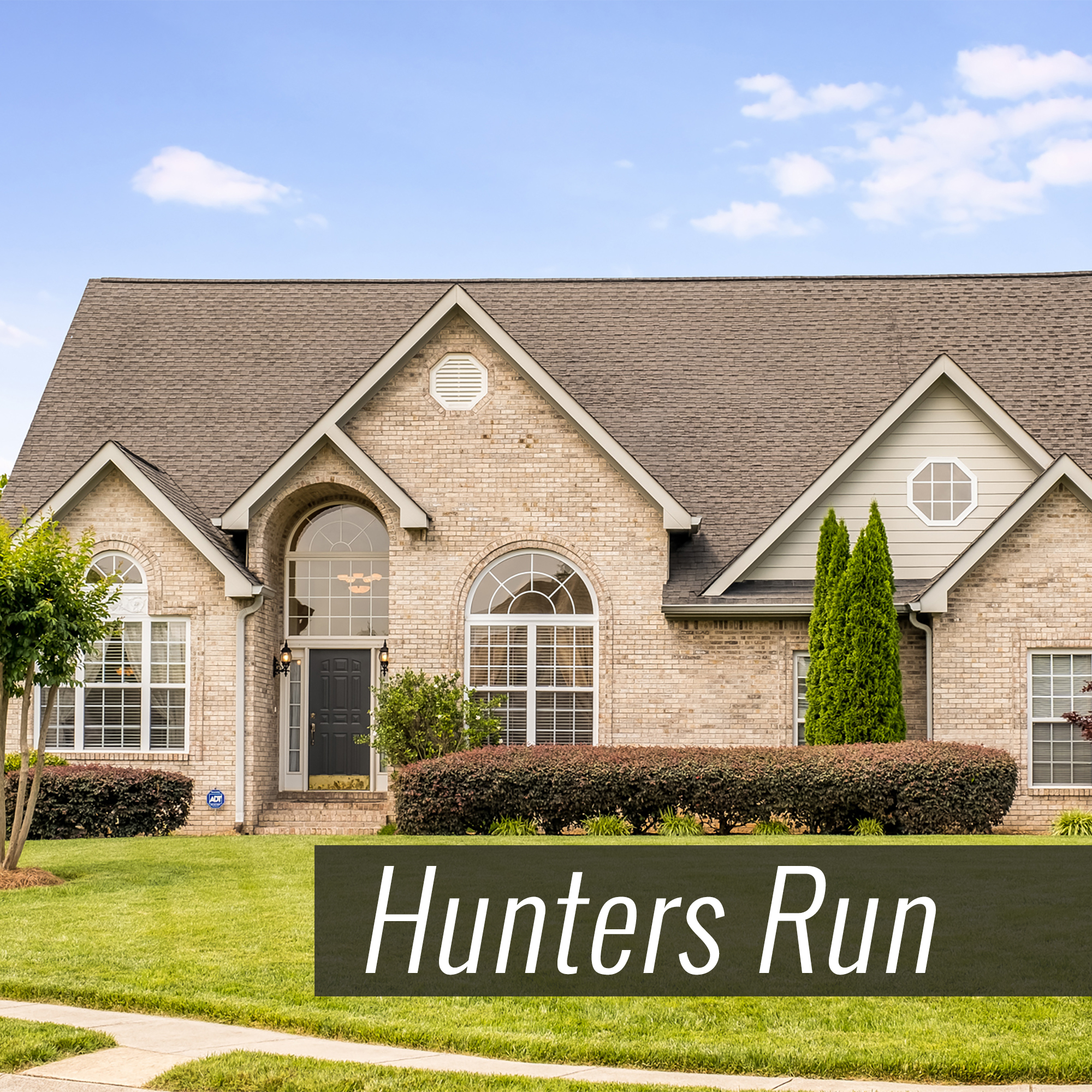 Homes for Sale in Hunters Run Subdivision