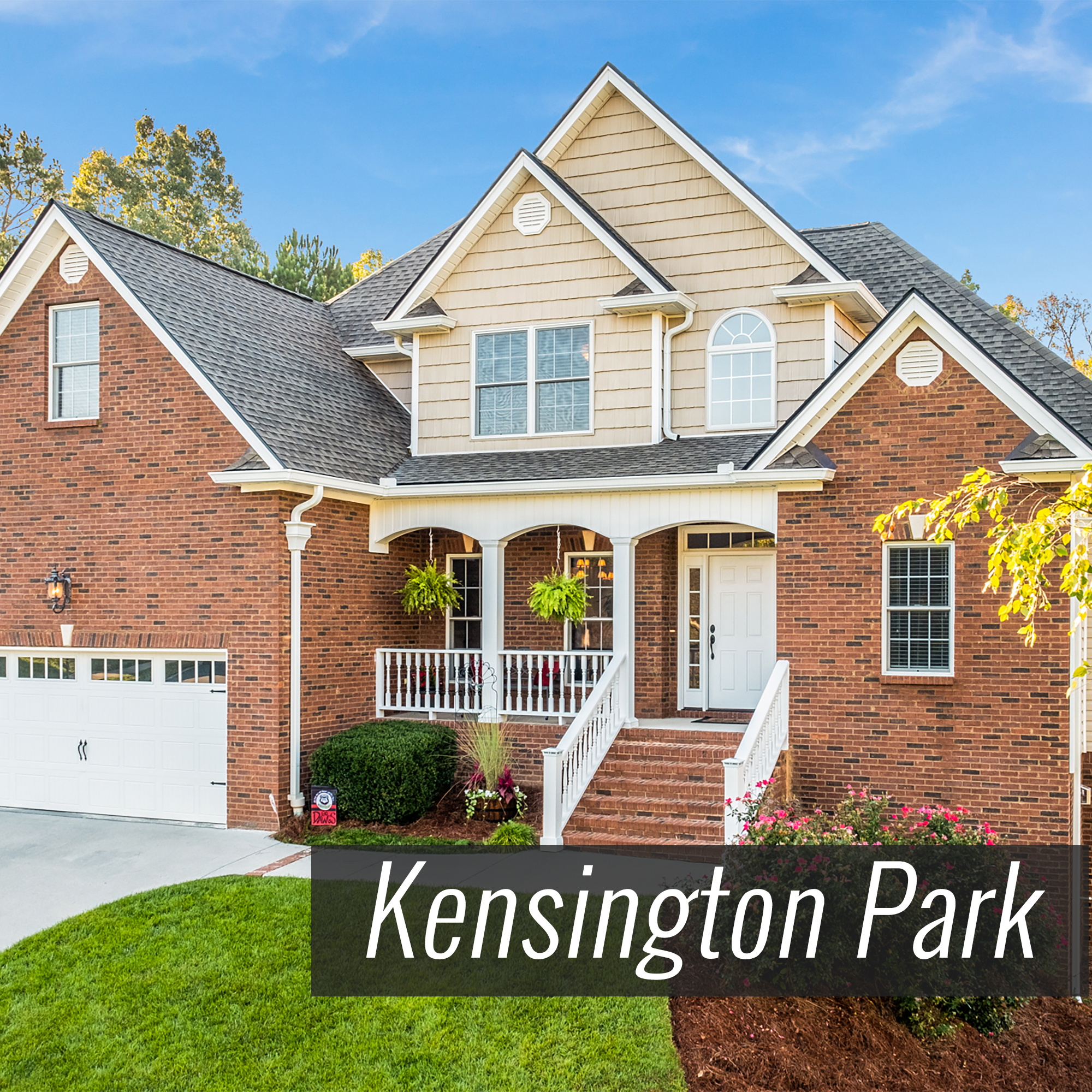 Homes for Sale in Kensington Park Subdivision