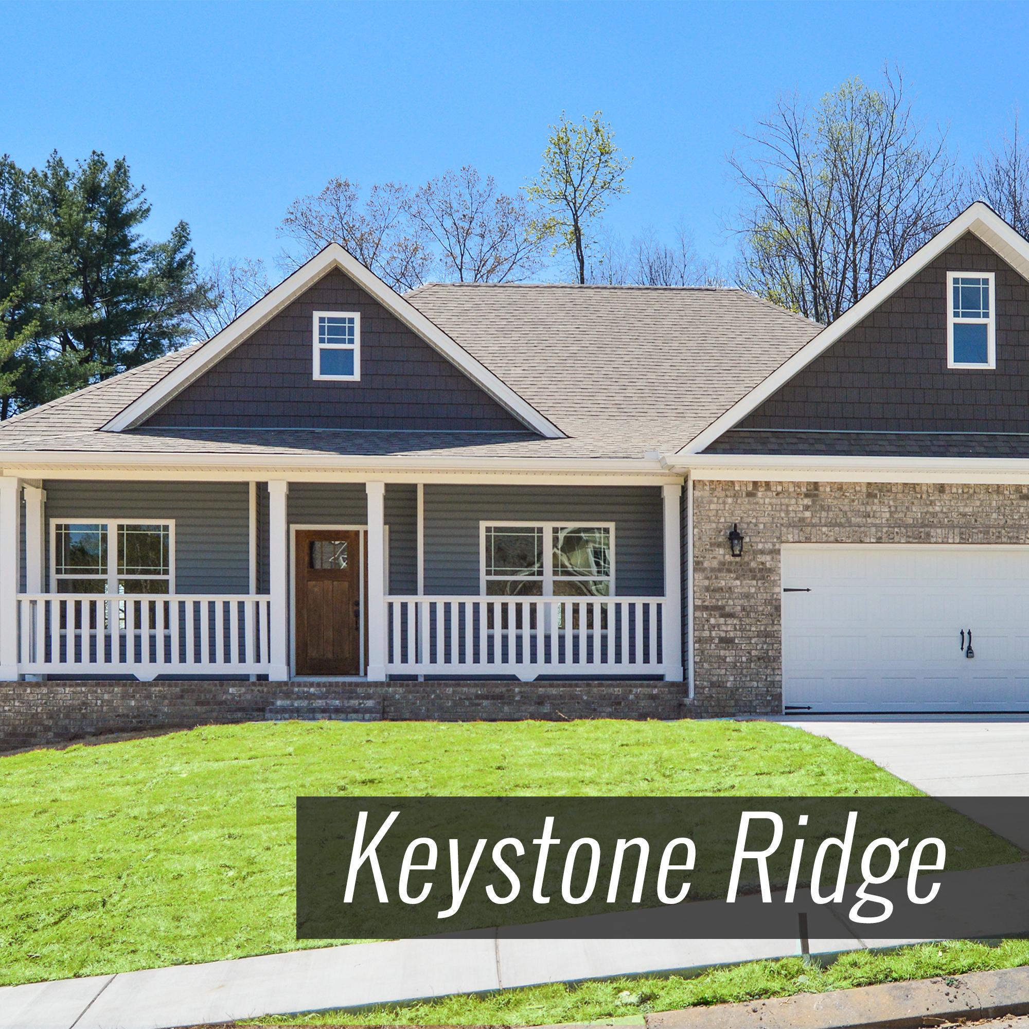 Homes for Sale in Keystone Ridge Subdivision