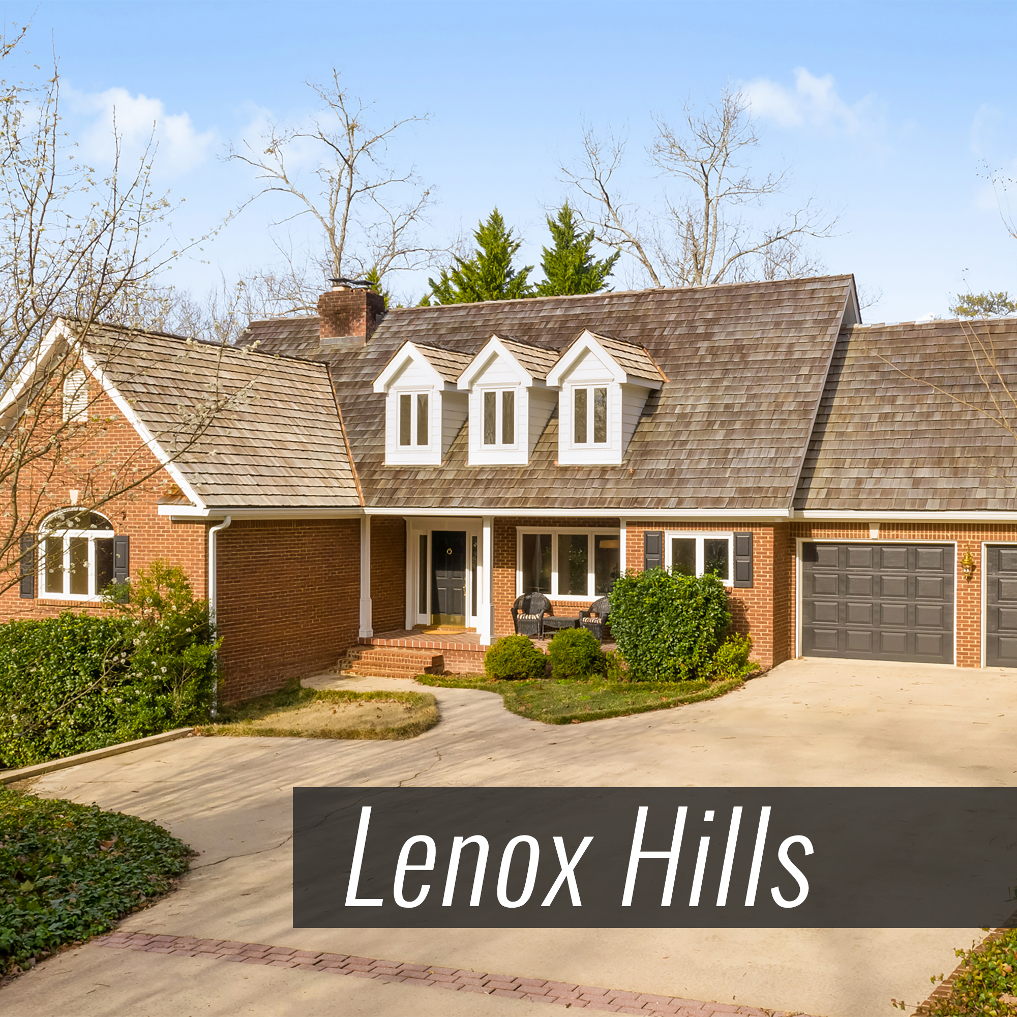 Homes for Sale in Lenox Hills Subdivision