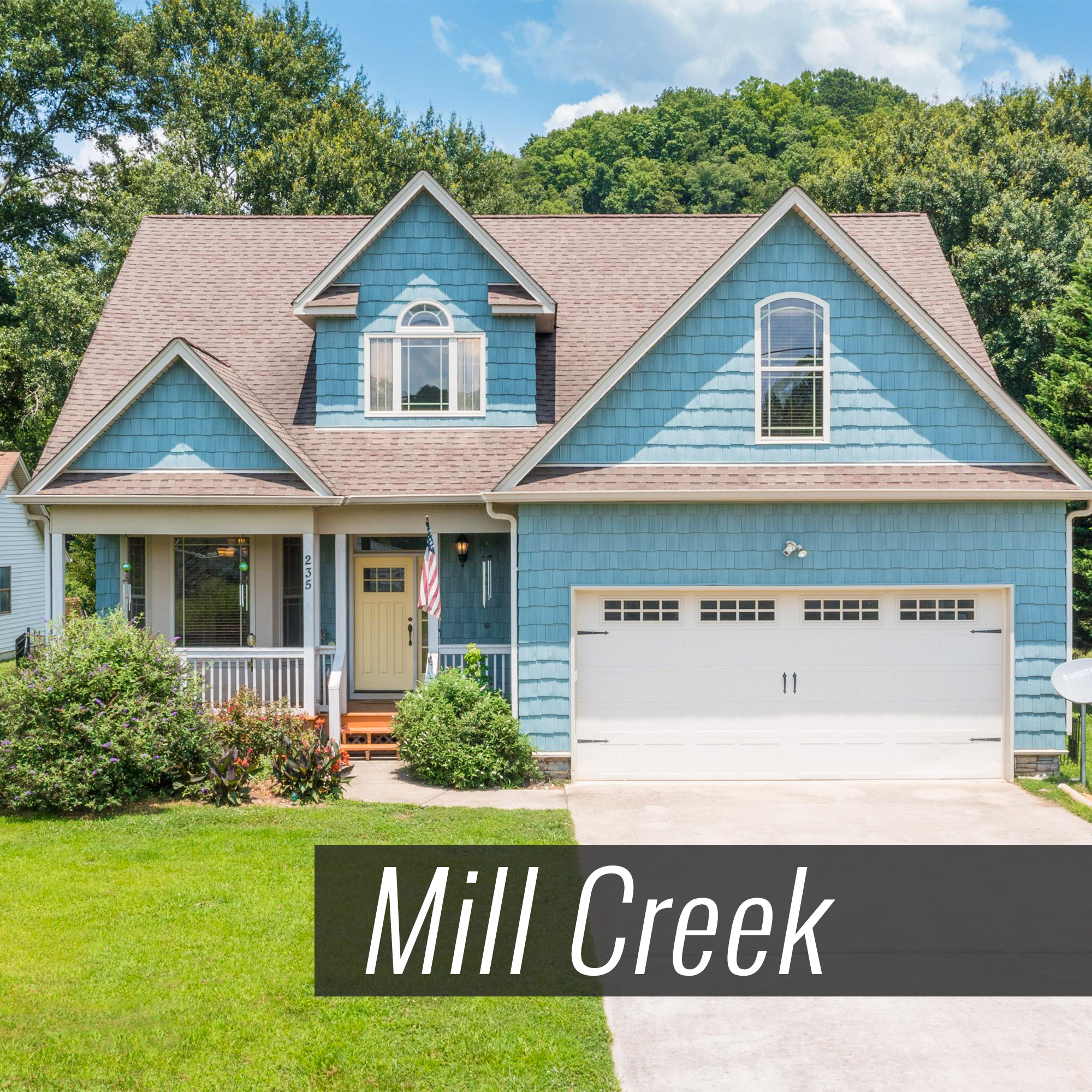 Homes for Sale in Mill Creek Subdivision