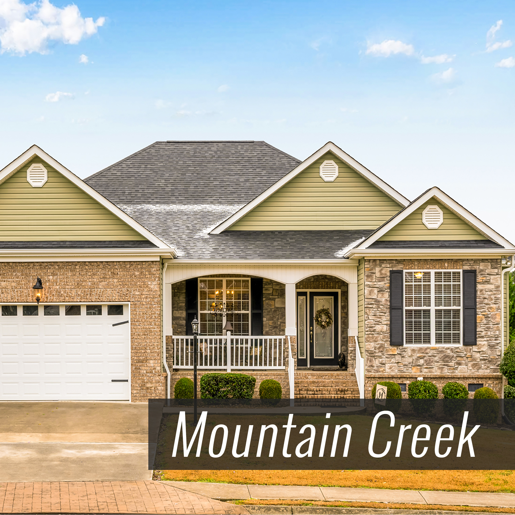 Homes for Sale in Mountain Creek Subdivision